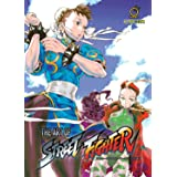 The Art of Street Fighter - Hardcover Edition