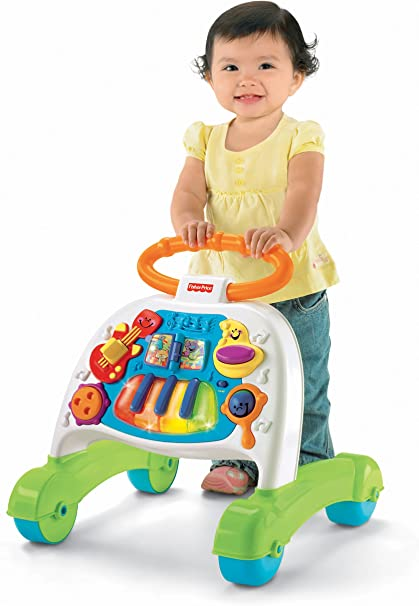 Fisher-Price 2-in-1 Singing Band Walker