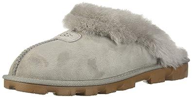 9c68f49c37e UGG Women's W Coquette Slipper: Amazon.co.uk: Shoes & Bags