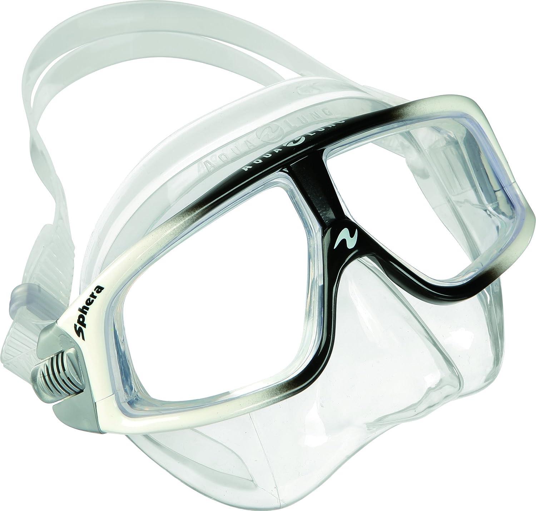 Acqua Lung Sport Sphera LX - Maschera da subacquea, colore: Bianco Aqua Lung Sport MS166111