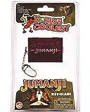 World's Coolest 579 Jumanji Novelty Keychain, Multicolor