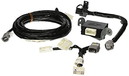 amazon com toyota genuine accessories pt725 35120 towing wiring 7 panel wiring  harness image unavailable image