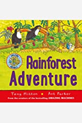 Rainforest Adventure (Amazing Animals) Paperback