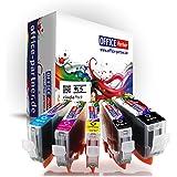 Pack 5 Canon compatible CLI-8 & PGI-5 Supérieure Qualité cartouches d'encre Canon Pixma Série MP / MX / iP