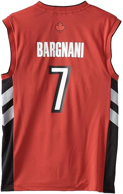 979b5238df9 ... NBA Toronto Raptors Black Replica Jersey Andrea Bargnani 7 Raptors