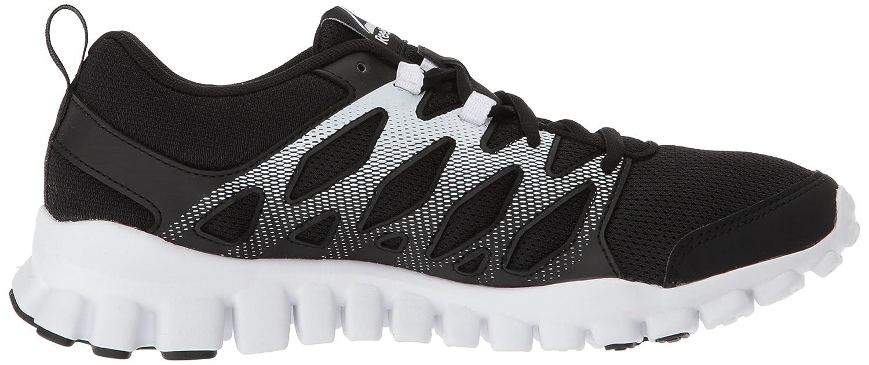 Reebok Women's Realflex Train 4.0 Cross-Trainer US Black/White Shoe B073WSC8YN 5.5 B(M) US Black/White Cross-Trainer fea8cb