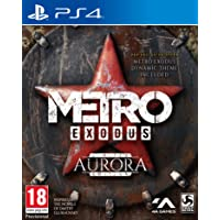 Metro Exodus Aurora Limited Edition + Spartan Survival Guide (Exclusive to Amazon.co.uk) (PS4)
