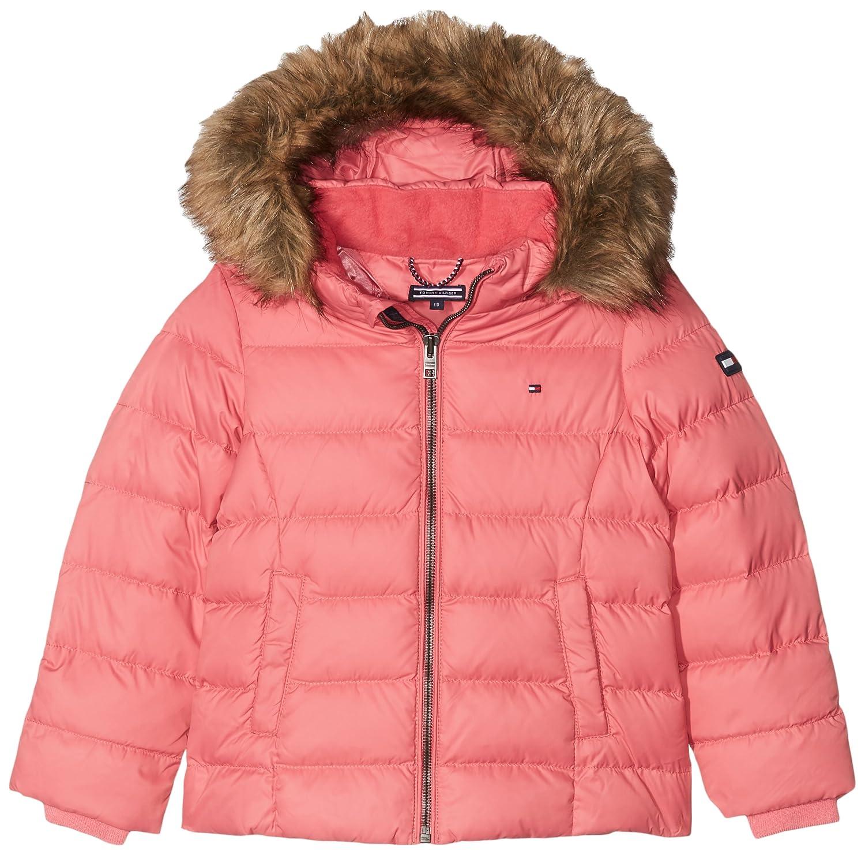 63464d44f Tommy Hilfiger Girl's AME Thkg Dg Basic Down Jacket
