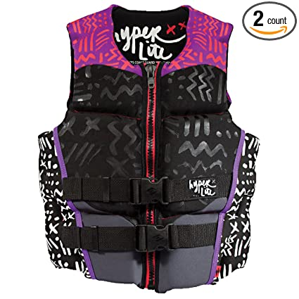 Amazon.com   Hyperlite Indy Womens Pink Life Jacket - X-LARGE ... 9747afb2cd20