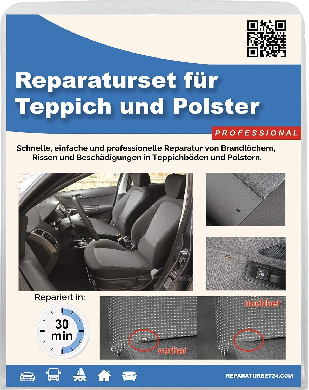 Brandloch Teppich Polster Autositz Kfz Stoff Reparatur Set Smart Repair Professional Baby