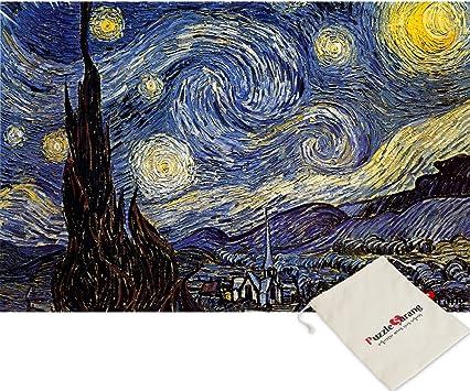 Omega Puzzle Omega la Noche Estrellada - Vincent Van Gogh - 500 ...