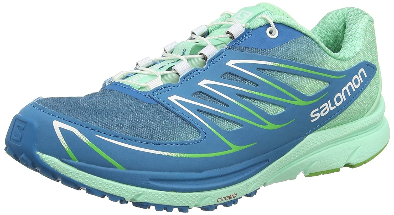 Buy Salomon Women's Sense Mantra 3 W Trail Running Shoe Fog