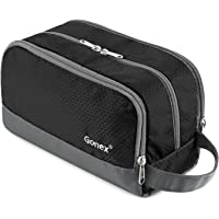 Travel Toiletry Bag Nylon, Gonex Dopp Kit Shaving Bag Toiletry Organizer