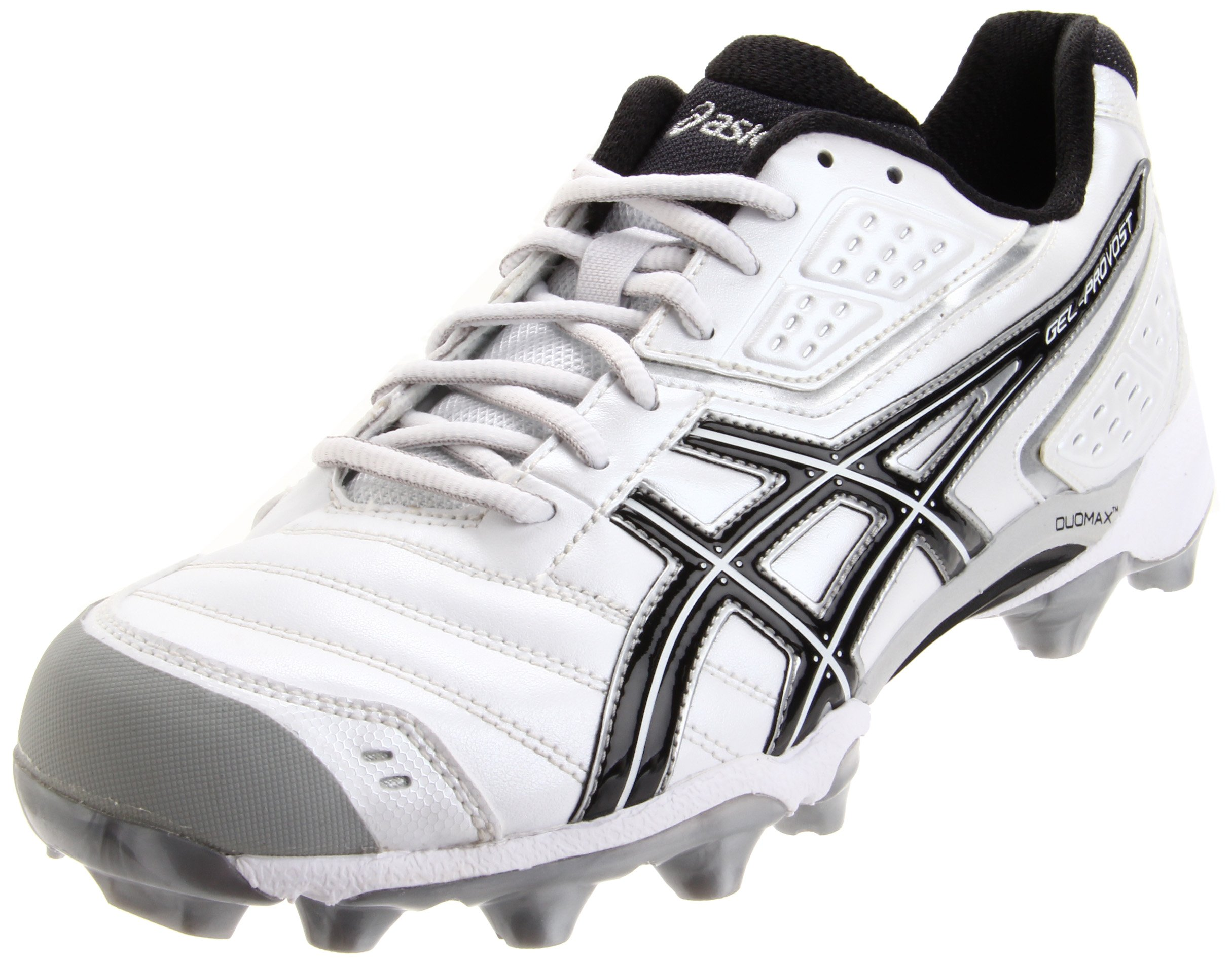 ASICS Men's GEL-Provost Low Sport Style Sneaker,White/Black/Silver,15 M US