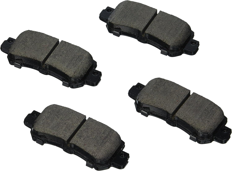 Akebono ACT1624 Ultra premium Brake pad Set