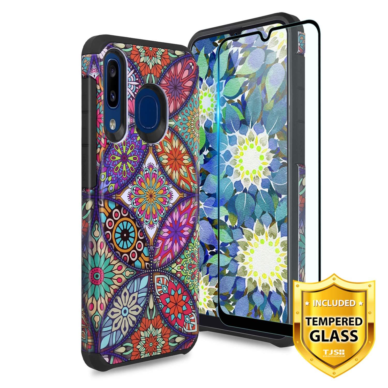 Funda + Vidrio para Samsung Galaxy A20 / A30 / A50 TJS [7TSBC915]