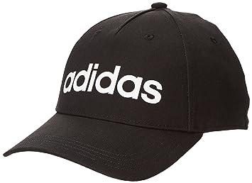 adidas Daily Cap - Gorra, Mujer, Negro/Blanco, Talla Única: Amazon.es: Deportes y aire libre