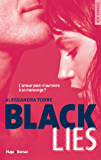 Black lies (New Romance) (French Edition)