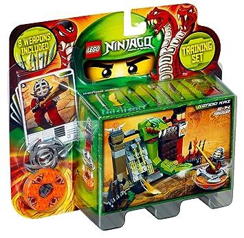 D'entraînement Construction 9558 Set Jeu Toupies De Lego Ninjago K135lFJcuT