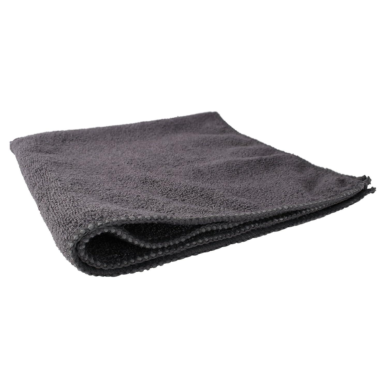 Waschhandschuh zur sanften Reinigung /& Politur Mikrofasertuch Bonorum/® Mikrofaserhandschuh inkl 1er Set saugf/ähiger Autowaschhandschuh