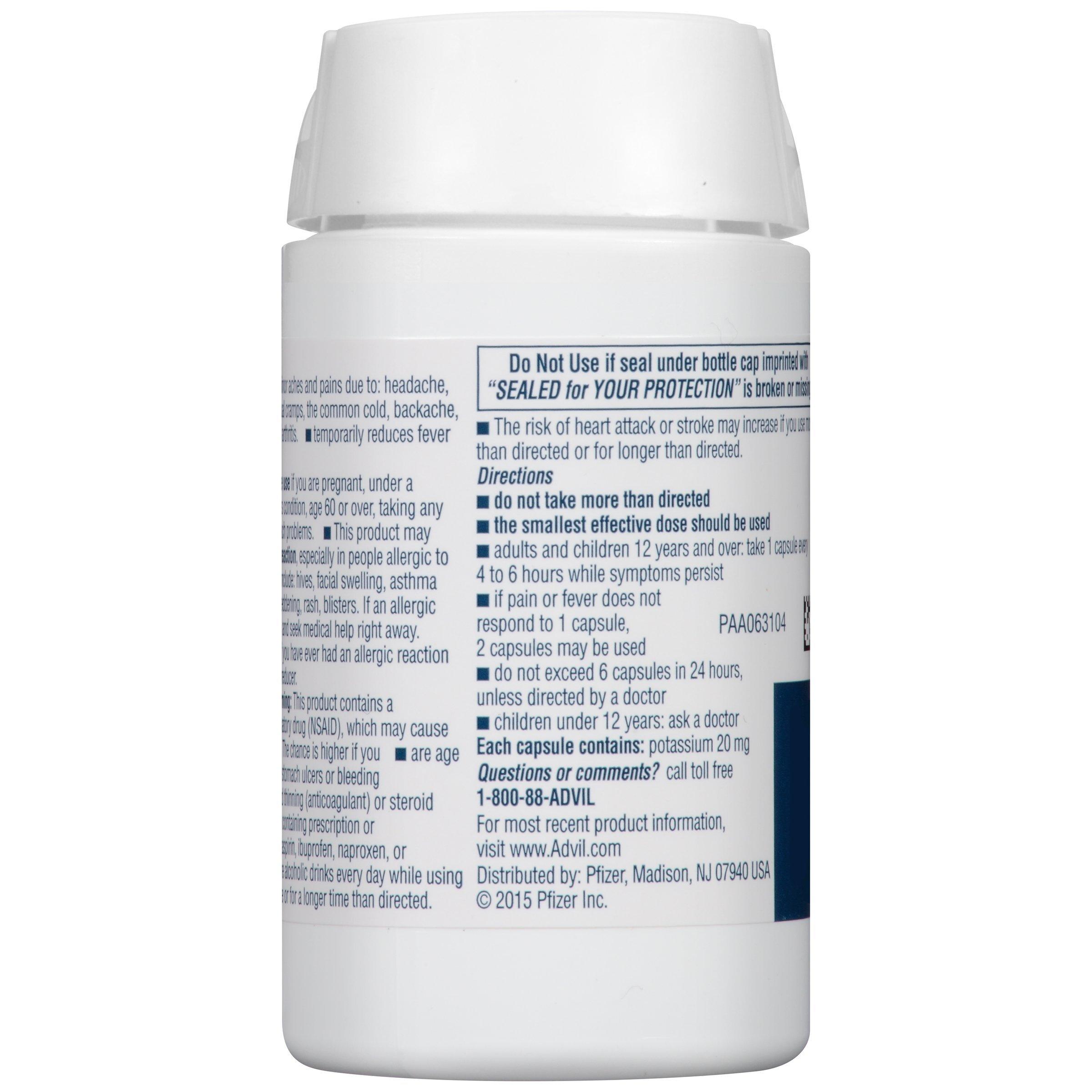 non ibuprofen pain relief