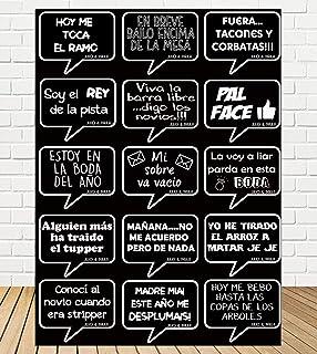 Tu Fiesta Mola Mazo Burbujas Para Photocalldivertidos