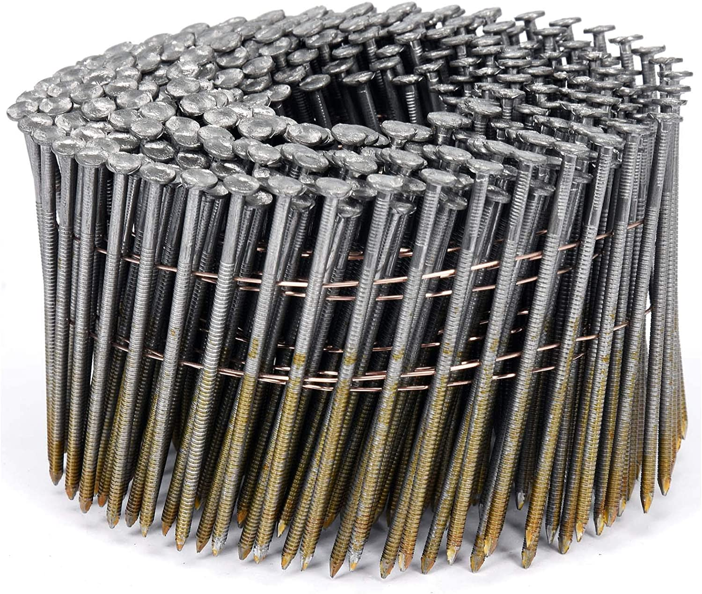 3000, 70x2,5mm Mengen und Gr/ö/ßen nach Wunsch 32 x 2,1 mm 38x2,1mm 50x21mm 64x2,5mm 70x2,5mm 75x2,5mm 80x2,88mm 90x2,8mm VOREL drahtgebundene Coiln/ägel Spulenn/ägel Trommeln/ägel