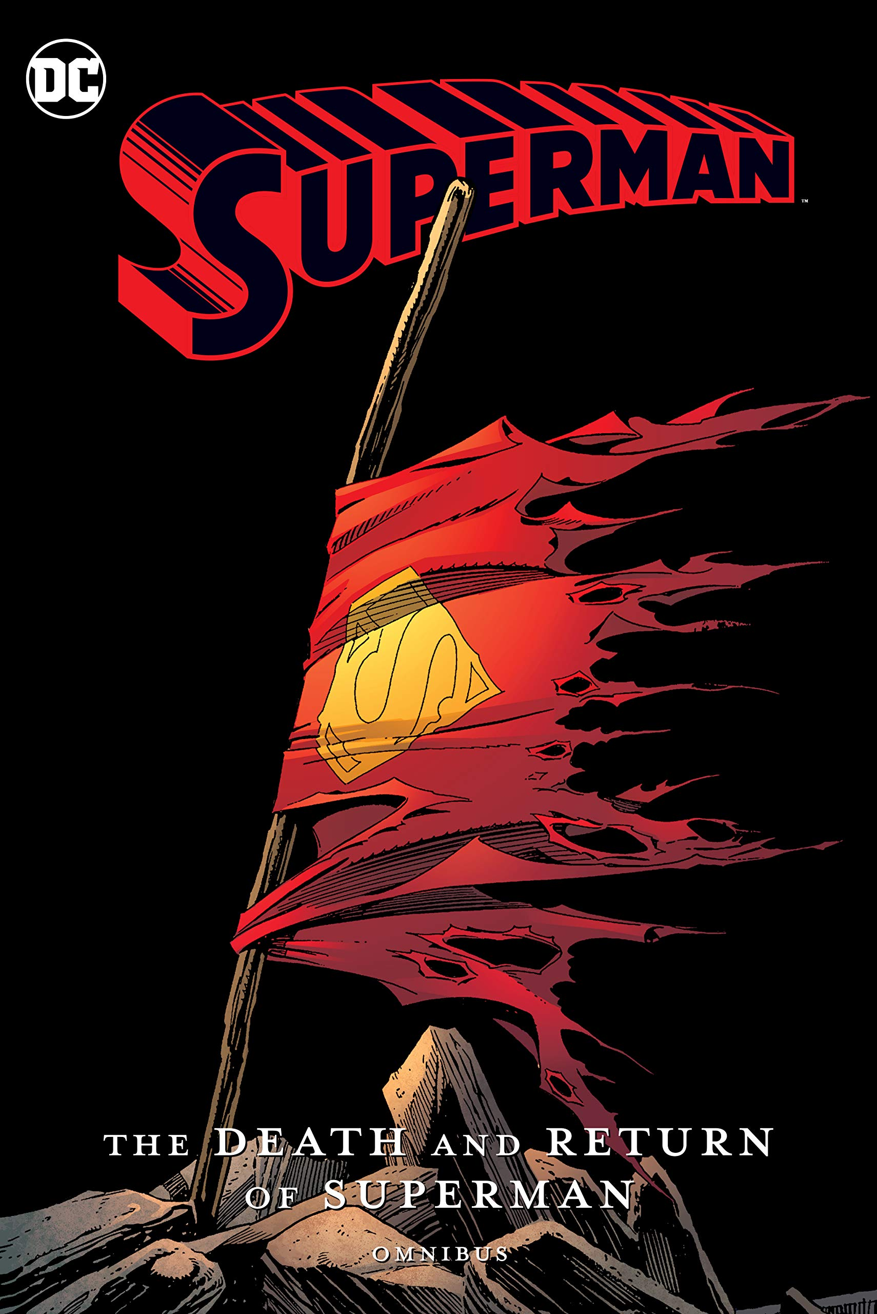 The Death and Return of Superman Omnibus (New Edition) (Superman: The Death and Return of Superman Omnibus) by DC Comics