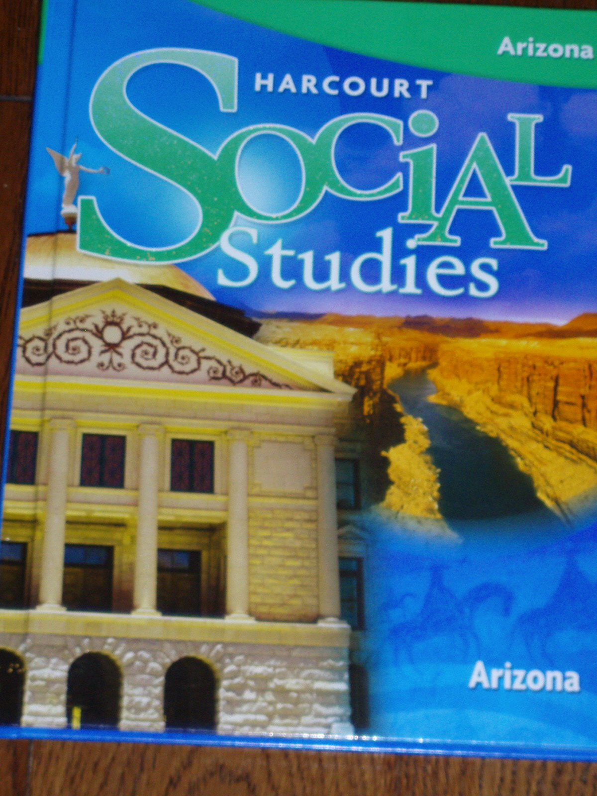 Download Arizona Social Studies, Grade 4 ebook