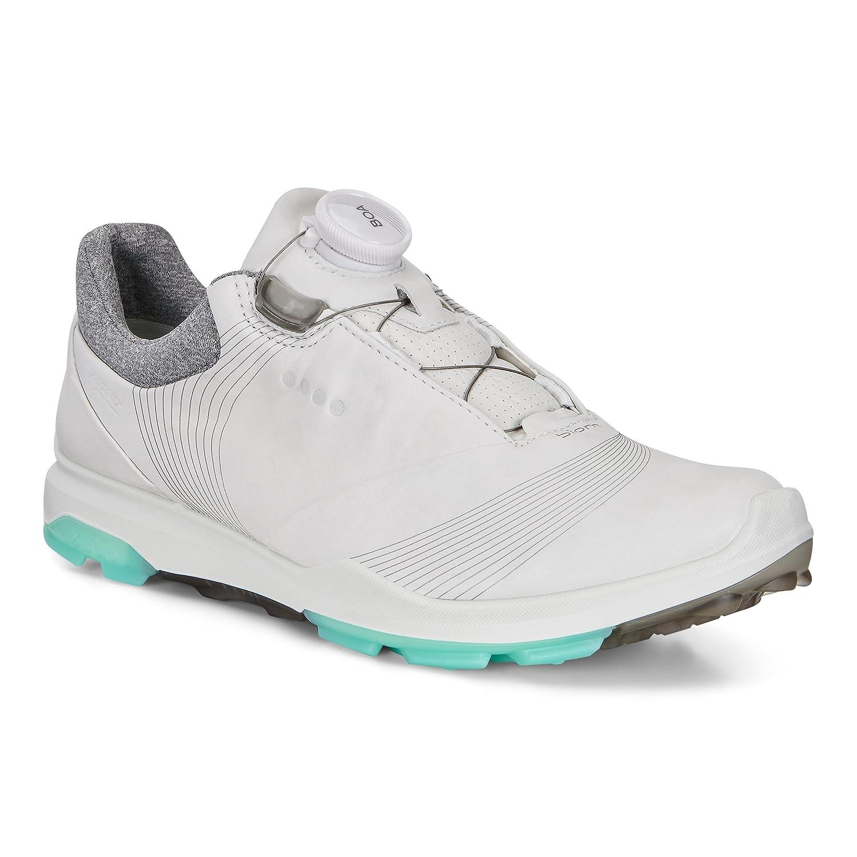 ECCO Damen Biom Hybrid 3 Boa Gore tex Golfschuh: