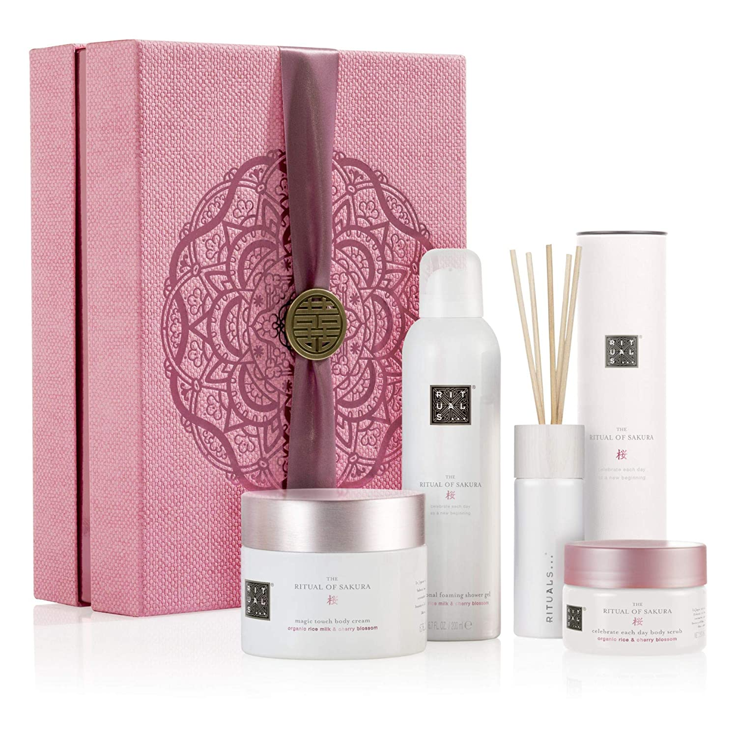 RITUALS The Ritual of Sakura Set de Regalo Large, Renewing Collection: Amazon.es