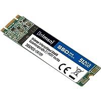 Intenso 3832450 Top Performance Interne SSD, 512GB M.2 SATA III