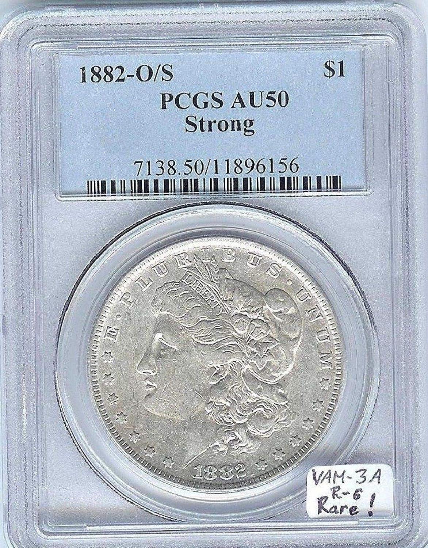 PCGS Green Label PCGS MS64 1900-O US Morgan Silver Dollar $1