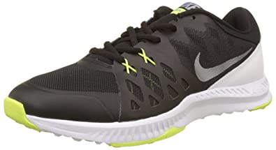 bde72f367b00 Nike Men s Air Epic Speed TR II Cross Trainer Black Metallic Cool Grey White