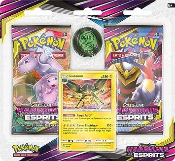 Pokemon Soleil et Lune - Pack de 2 potenciadores SL11 ...