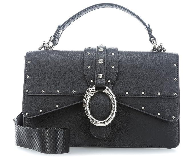 sale retailer 5e254 fcc27 Liu Jo Darsena Shoulder Bag black: Amazon.co.uk: Clothing