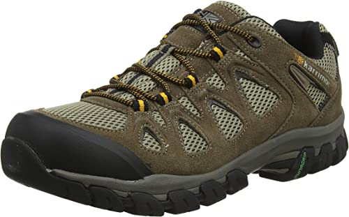 Aerator Low Rise Hiking Boots