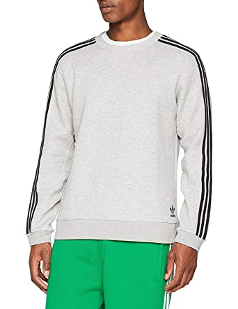 9f47e1df0e9f7 adidas Originals Men's Trefoil Crew Sweatshirt: Amazon.co.uk: Clothing