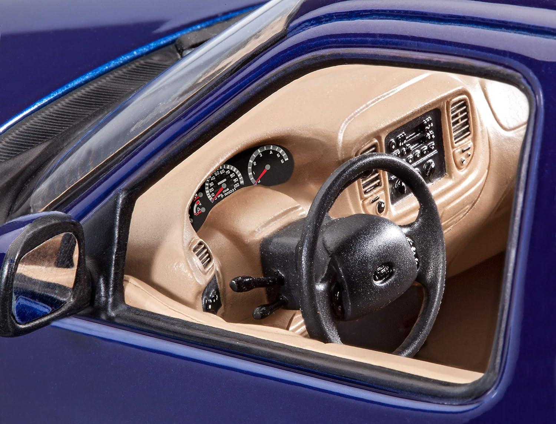 Blue Revell RV67045 Set 1:25-1997 Ford F-150 XLT Plastic Model kit 1//144