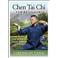 Chen Tai Chi for Beginners (YMAA) Master Chenhan Yang **BESTSELLER** Chen-Style Tai Chi DVD