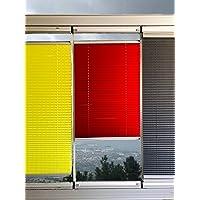 Yapıştırmalı Plise Perde 102 gr/m² (1 m²)