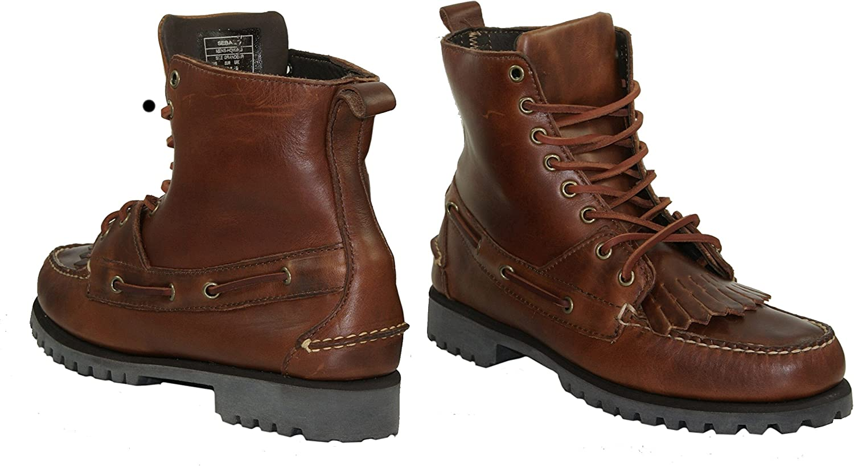 Sebago Artisan Boat Shoes Scout Boots