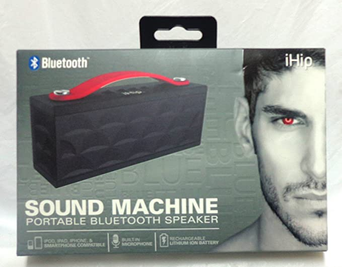 Amazon Ihip Sound Machine Bluetooth Speaker W Mic And