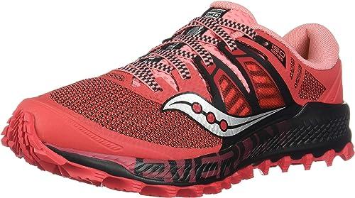 Saucony Peregrine ISO, Zapatillas de Running para Mujer: Amazon ...