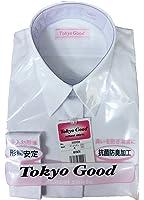 スクール シャツ ブラウス 女子 Yシャツ A体 B体 長袖 半袖 |形態安定|抗菌防臭加工
