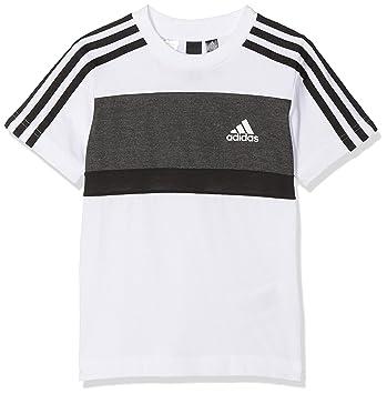 adidas Sports Id T-Shirt à Manches Courtes en Polaire pour garçon ... 83fa7217062