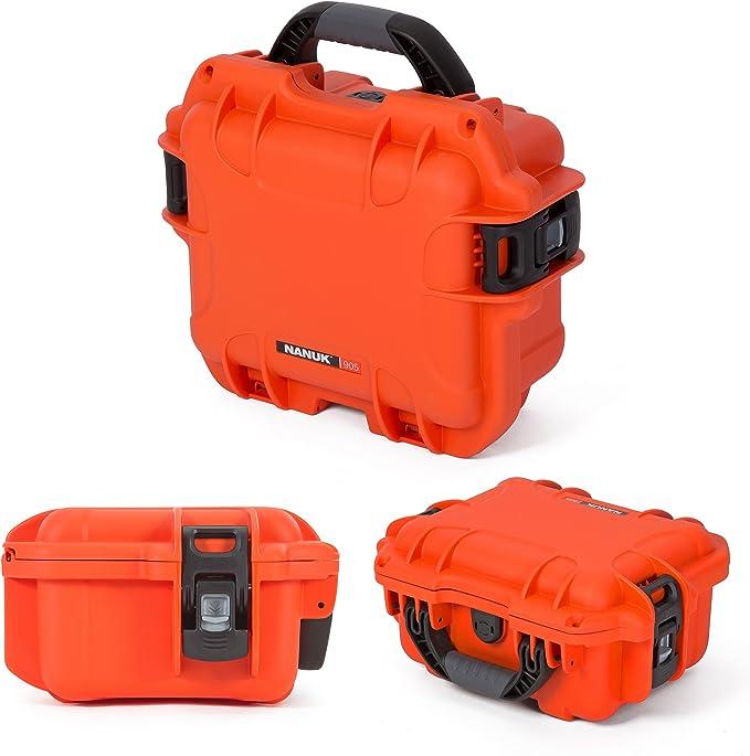 Nanuk 905 Waterproof Hard Case With Padded Dividers Kamera