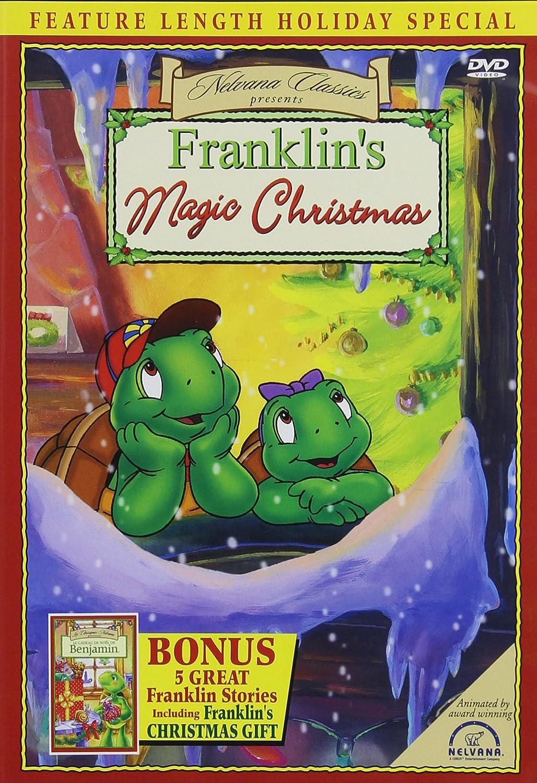 Amazon.com: Franklin\'s Magic Christmas: Richard Newman, Noah Reid ...