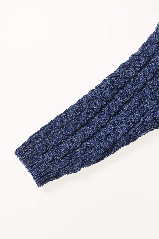 Aran Crafts Kids Irish Cable Knitted Crew Neck Sweater 100/% Merino Wool