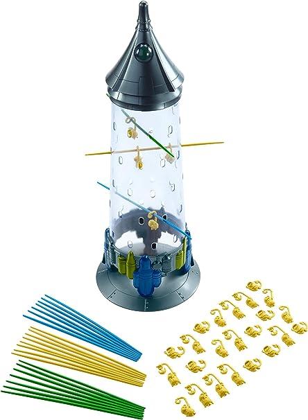 Mattel Games FFC11 S.O.S. Minion alarm, juego infantil adecuado para 2 - 4 jugadores, a partir de 5 años: Amazon.es: Juguetes y juegos